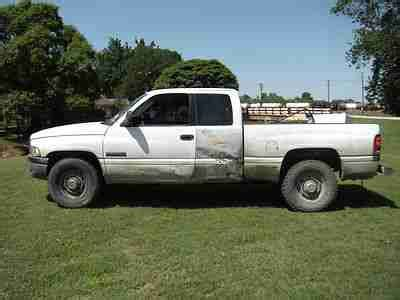 buy car manuals 1999 dodge ram 1500 club user handbook buy used straight from the farm 1999 dodge ram club cab 5 9 cummins 5 speed no reserve in