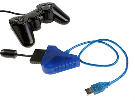 Usb Converter Ps2 how to connect a ps2 controller to pc laptop with using an