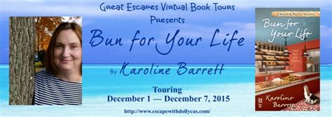 unbridled murder a carson stables mystery books bun for your by karoline barrett escape with