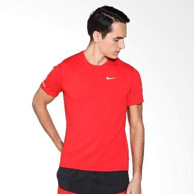 Kaos Olahraga Nike Dri Fit Made In Indonesia 100 Original 12 jual nike as dri fit contour ss 683518 657 kaos olahraga