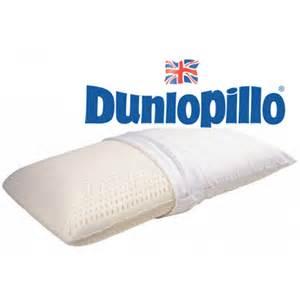 dunlopillo pillow