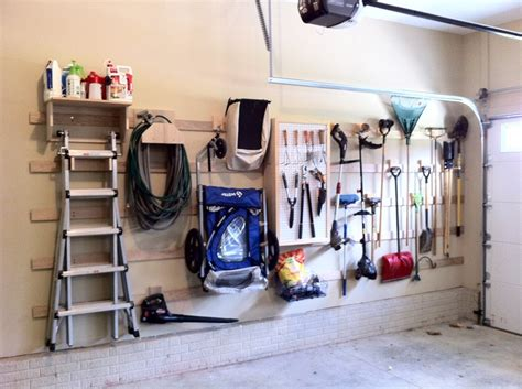 Cleat Garage by Cleat Garage System By Chadsworkshop