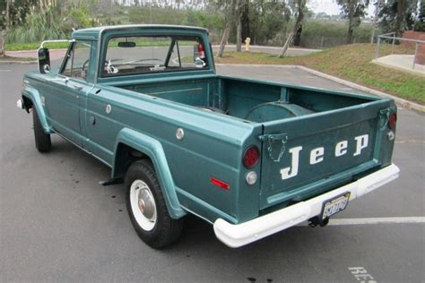 jeep gladiator 1971 drive or restore 1971 jeep gladiator j10