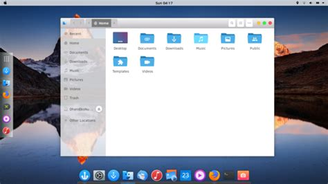 gnome themes mac os x mac os sierra theme for linux