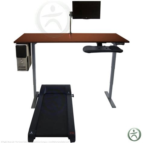 Desk Fitness by Shop Uplift Complete Height Adjustable Exercise Desks