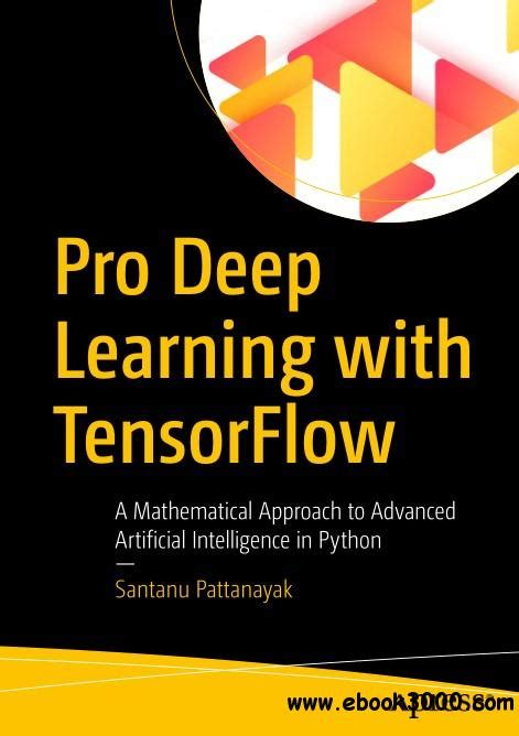 pro learning with tensorflow a mathematical approach