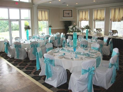 33 stunning baby blue and white wedding decorations