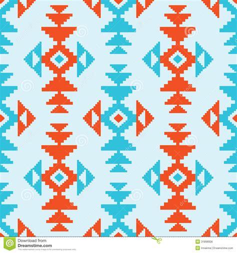navajo pattern background american indian pattern royalty free stock image image