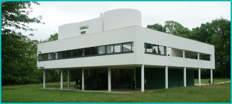 le corbusier villa savoye part 1 history images of villa savoye by le corbusier