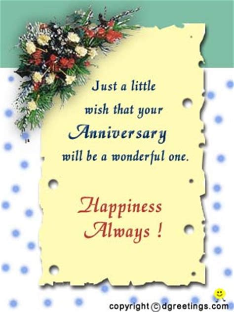 Wedding Anniversary Wishes For Di And Jiju by Cards Anniversary Cards