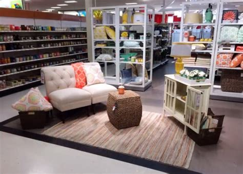 target s competitors within the home department with
