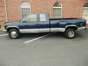 sell used 1994 chevy 3500 ext cab dually 2wd 6 5 turbo