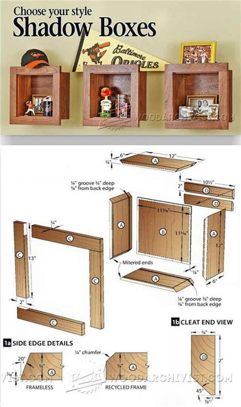 shadow box woodworking plans 29 creative shadow box woodworking plans egorlin