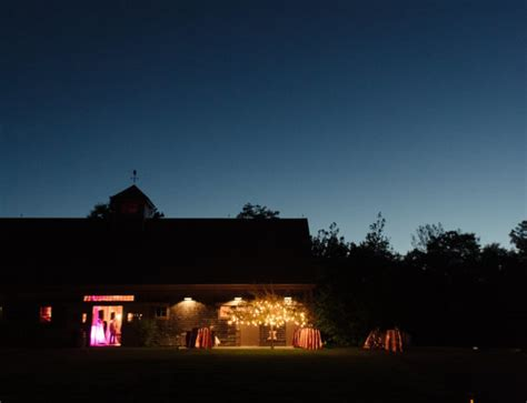 Country Style House Real Weddings Maine Event Barn