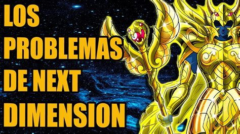 next dimension pbz habla de seiya next dimension