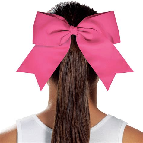 hair bows chass 233 174 jumbo hair bow omni cheer