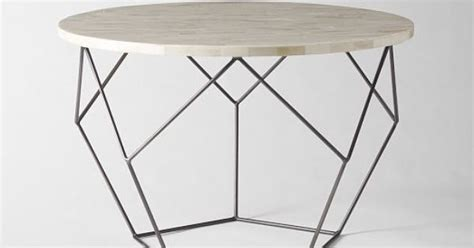 West Elm Origami Coffee Table by Origami Coffee Table West Elm Existing 28 In Dia 18in