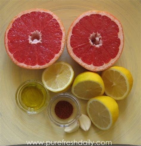 Grapefruit Juice For Liver Detox by Liver Gallbladder Cleanse Juice Of 1 Sweet Grapefruit