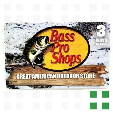 Bass Pro Shop Gift Card - bass pro shops gift card 10 or 25 frosted leaf cherry creek
