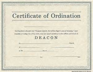 deacon ordination certificate template ordination certificate for deacon search results
