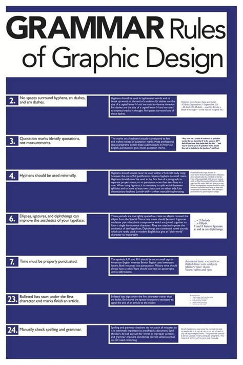 type layout rules 37 best images about technical writing on pinterest