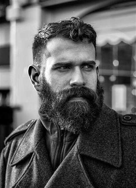 haircuts that go with beards image gallery hairstyles with beards