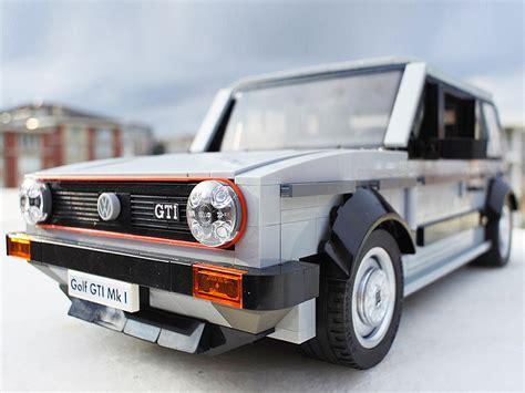 volkswagen lego vw golf 1 gti lego bausatz update autozeitung de