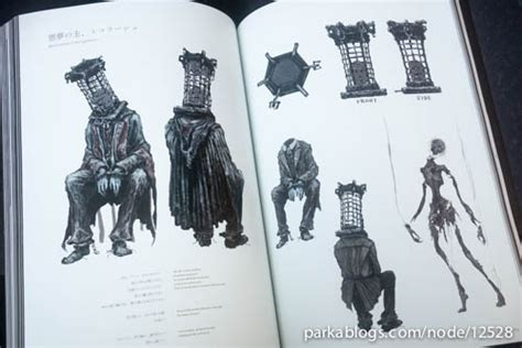 bloodborne official artworks book review bloodborne official artworks parka blogs