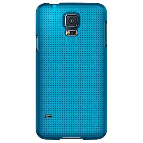 spigen ultra fit for samsung galaxy s5 electric blue