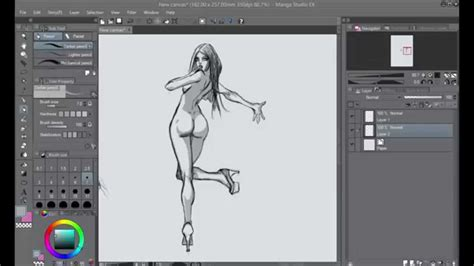 design doll import model how to draw awesome figures book is here and a long art