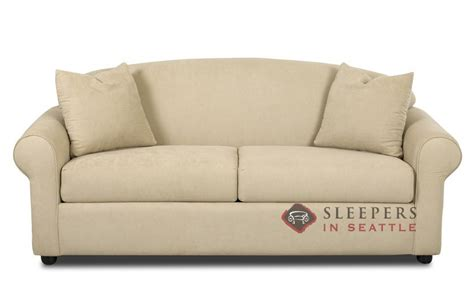 sleeper sofas chicago customize and personalize chicago fabric sofa by