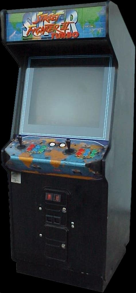Fighter Ii Arcade Cabinet by Fighter Ii Turbo Asia 940223 Rom