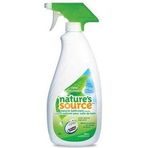 best bathtub cleaner ratings nature s source natural bathroom cleaner cb701900 reviews