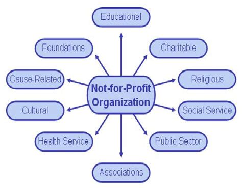 Mba Accreditation Types by Strategic Issues In Not For Profit Nfp Organizations