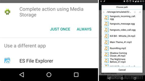 android notification sounds tips to change the notification sounds on android