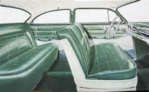 1953 chevrolet 2 door sedan interiors