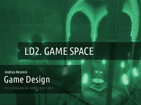 game design lecture game design lecture 2
