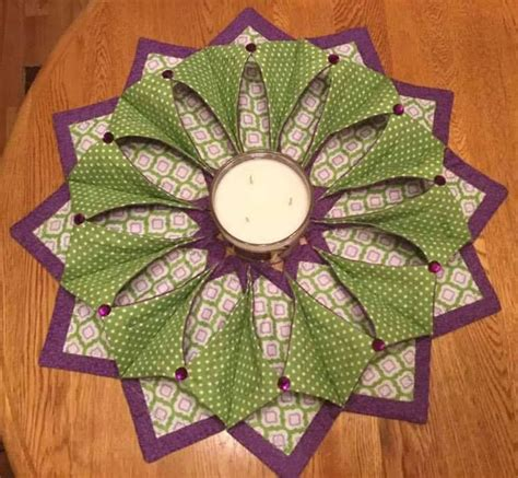 origami sewing table 268 best origami candle wreath images on