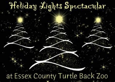 turtle back zoo free holiday lights display essex county