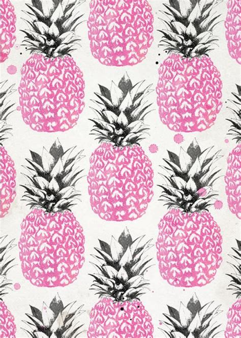 wallpaper pineapple pink www lainefraser com pink pineapples pretty sure this is