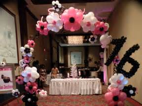 gallery for gt 16 birthday party decorations
