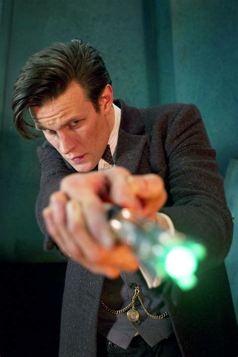 matt smith dr who matt smith reflects on doctor who at 50 and his decision