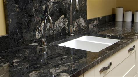 Black Cosmic Granite Countertops by Brazil Cosmic Black Granite Countertops Granite Bench