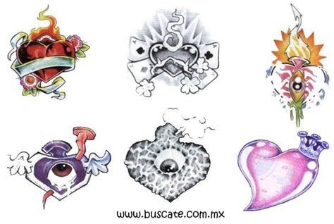 imagenes de corazones para tatuajes imagenes y videos de tatuajes corazones
