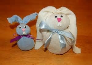 sock crafts columbus sock bunny easter craft