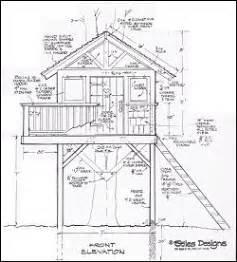 Treehouse amp playhouse design custom design your treehouse or playhouse