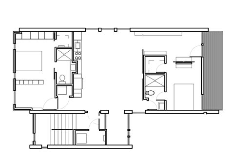 floor plans modern modern house plans contemporary home designs floor plan 02