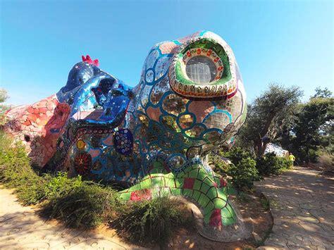 giardini dei tarocchi orari visitare il giardino dei tarocchi di niki de phalle