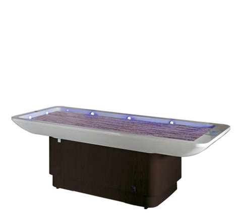 waxing bed nilo himalay water beauty bed