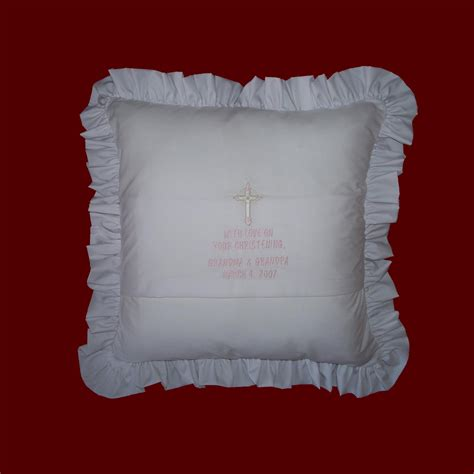 precious moments pillow precious moments personalized pillow smocked treasures